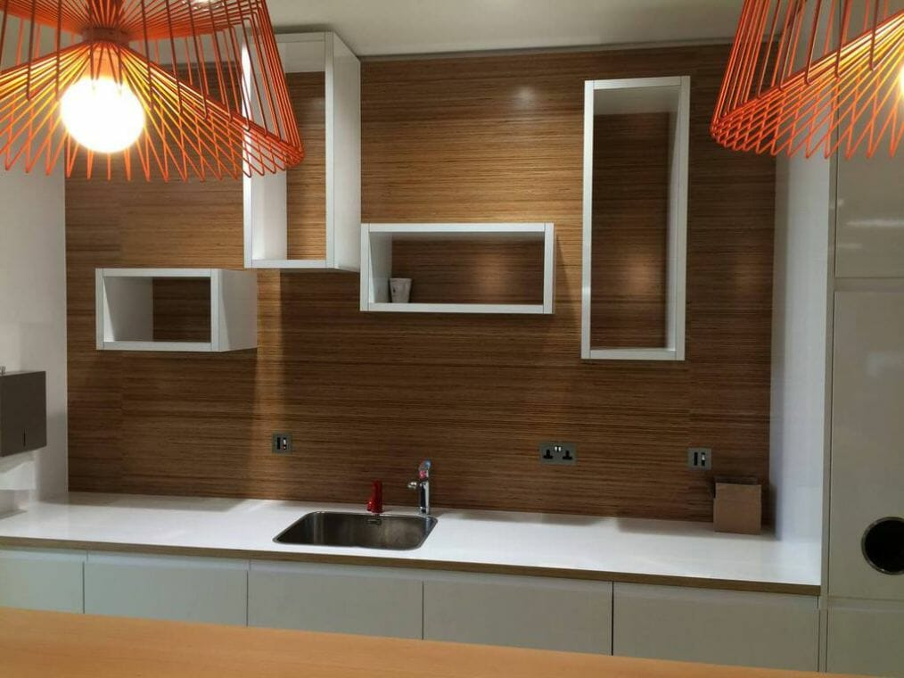 GB HEREFORD COMMERCIAL SERVICE MODERN KITCHEN & STORAGE PROJECTS