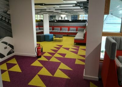 GB HEREFORD COMMERCIAL SERVICE PROJECTS COMMUNIAL SPACES