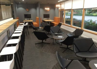 GB HEREFORD COMMERCIAL SERVICE PROJECTS COMMUNIAL SPACES & SEATING