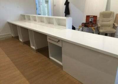 GB HEREFORD COMMERCIAL SERVICE PROJECTS FRONT DESK
