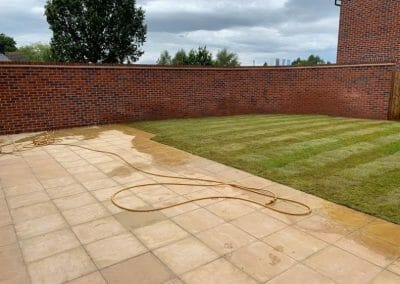 GB HEREFORD PUBLIC SERVICES GARDEN PATIO PAVINGPROJECTS