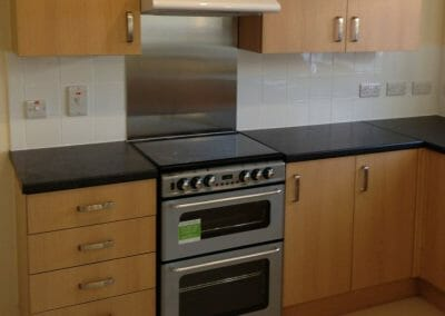 GB HEREFORD PUBLIC SERVICES PRIVATE HOMEOWNER KITCHEN INSTALLATION