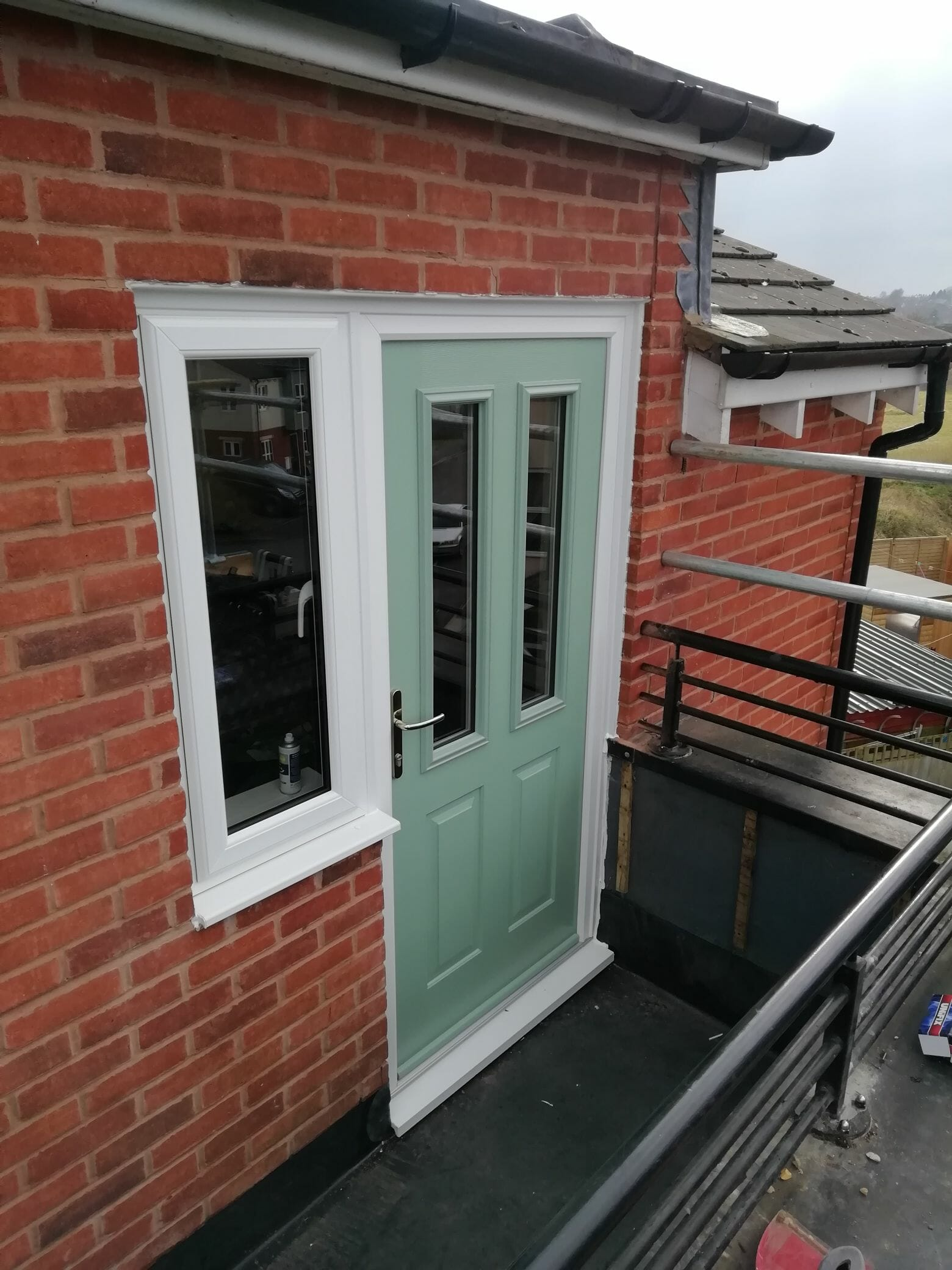 GB Electrical Public Projects | Windows and door Installation