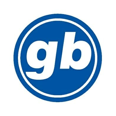 GB ELECTRICAL AND BUILDING SERVICES Blue Logo