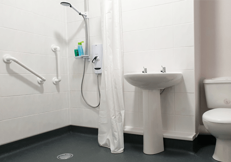 JT3887_Bathroom Adaptation Wet Room Detail