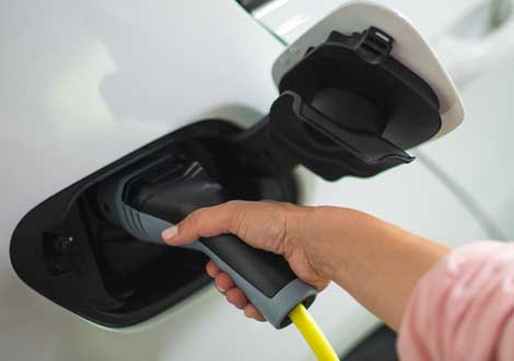 Domestic Electric Vehicle Charging