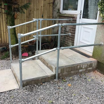 GB Electrical & Building Services Homeowners Disabled Adaptations Ramp Access