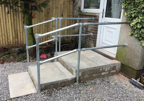 GB Electrical & Building Services Homeowners Disabled Adaptations