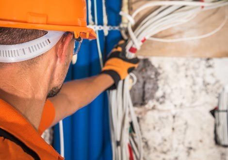 GB Electrical & Building Services Electrician