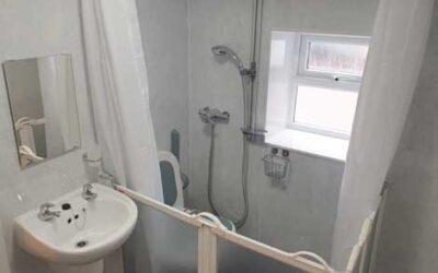 Garage Wet Room Conversion
