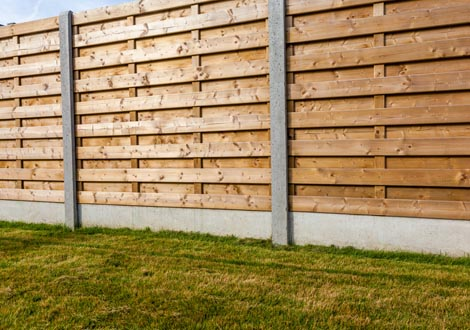 Contract and Large Scale Fencing