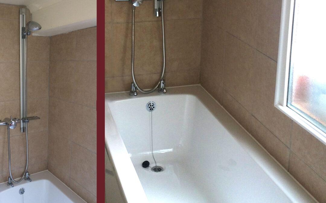 JT4164 Mr W. Powys Wetroom Bathroom Adaptation