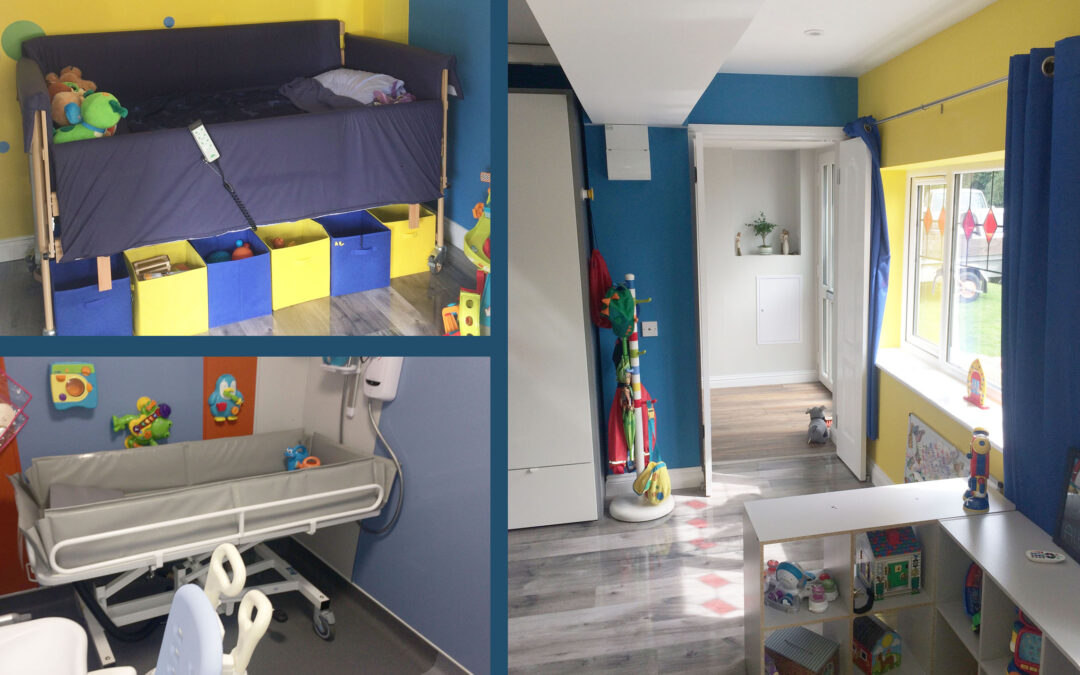 Sensory Colours for Home Adaptations and Wetrooms